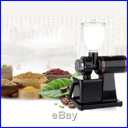 110V Electric Automatic Burr Coffee Grinder Mill Coffee Bean Powder Grinding US