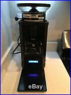 Anfim CODY II Espresso Coffee Grinder with Titanium (TiN) Burrs Mahlkonig