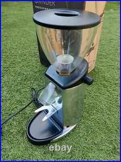 Ascaso I1 Professional Espresso Coffee Grinder Polished