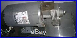 BUNN Coffee Grinder Motor, Burr Housing & Mounting Plate. P/N 11029.1005