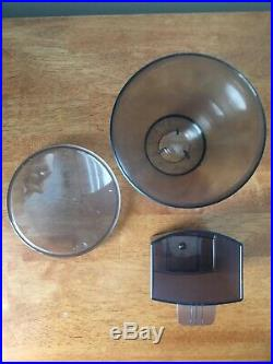 Baratza Encore And Esatto Conical Burr Coffee Grinder With Scale Weighing Base