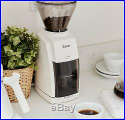 Baratza Encore Conical Burr Coffee Grinder (Black or White) Free Shipping