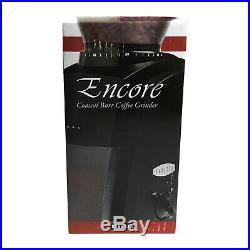 Baratza Encore Conical Burr Compact Coffee Grinder Black