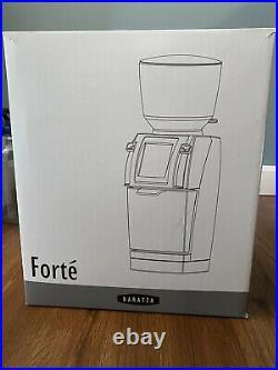 Baratza Forte-AP BG Espresso Coffee Grinder + Two Sets Steel Burrs