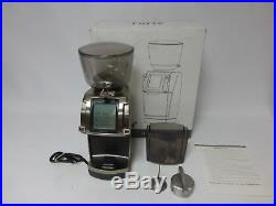 Baratza Forte BG (Brew Grinder) Flat Steel Burr Coffee Grinder with Bin -AS IS