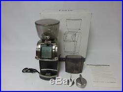 Baratza Forte BG (Brew Grinder) Flat Steel Burr Coffee Grinder with Bin B