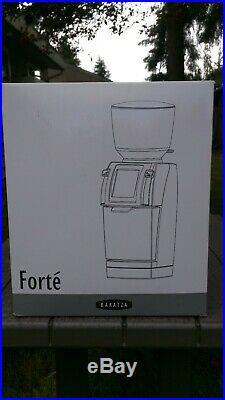 Baratza Forte BG Flat Steel Burr Coffee Grinder