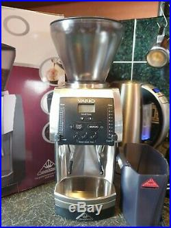 Baratza (Mahlkonig) Vario 2017 Flat Burr Coffee Grinder