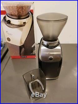 Baratza Preciso Conical Burr Coffee Grinder Model 1PPITZ Great Condition