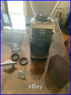 Baratza Vario Burr Espresso Burr Grinder