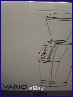 Baratza Vario Flat Burr Coffee Grinder Black