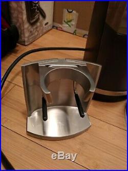 Baratza Vario Flat Ceramic Burr Coffee Grinder with Portaholder and Bin