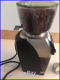 Baratza Vario-W 986 Ceramic Flat Burr Coffee Bean Grinder