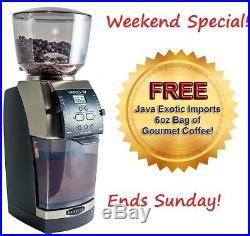Baratza Vario-W 986 Coffee Espresso Grinder Weight Based New Model + FREE Coffee