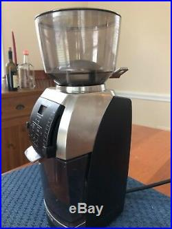 Baratza Vario-W 986 Flat Ceramic Coffee Burr Grinder Silver