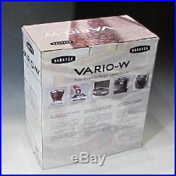 Baratza Vario-W Weight Based Grinder with Ceramic Burrs
