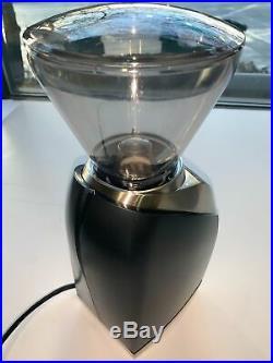 Baratza Virtuoso+ 40mm Conical Burr Digital Dosing Timer Coffee Grinder USED