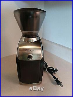 Baratza Virtuoso Conical Burr Coffee Grinder Model 1vp1tz Tested & Working