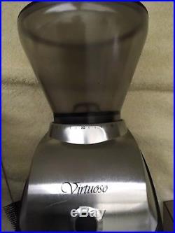 Baratza Virtuoso Conical Burr Coffee Grinder Model 586