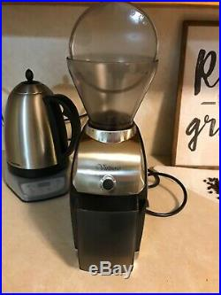Baratza Virtuoso Conical Burr Coffee Grinder for Home Kitchen Brewing Used