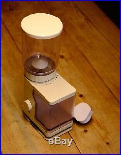 Braun 4045 KMM20 Burr Coffee Grinder Reinhold Weiss & Hartwig Kahlcke 1979