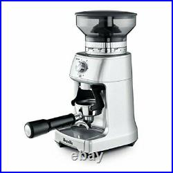 Breville BCG600SIL The Dose Control Pro Coffee Bean Grinder (Silver)