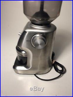Breville BCG800XL Smart Burr Grinder Coffee Bean Stainless Steel BCG800XL