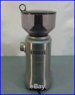 Breville BCG800XL Smart Coffee Grinder Stainless Burr Espresso Bean Machine