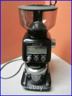 Breville BCG820BKSXL Smart Grinder Pro Coffee Bean Grinder Black
