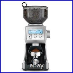 Breville BCG820BSSXL 18 oz Smart Grinder Pro Coffee Grinder w 60 Grind Settings