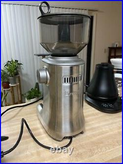 Breville BCG820BSS Electric Coffee Grinder Silver