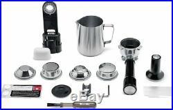 Breville Barista Express 8 Cups Semi-Automatic Silver