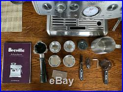 Breville Barista Express Espresso Machine BES870XL with accessories included