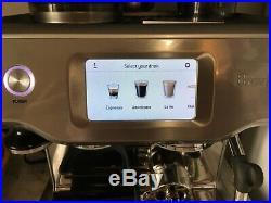 Breville Barista Touch BES880 Espresso Coffee Machine withExtra Hopper