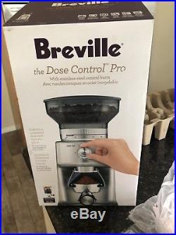 Breville Dose Control Pro Burr Grinder