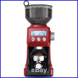 Breville Smart Coffee Grinder Pro Cranberry Conical Burr Grinder