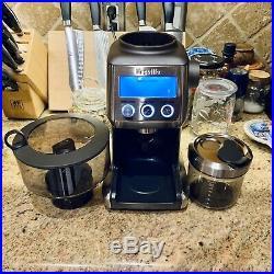 Breville Smart Grinder Pro Burr Coffee Bean Grinder BCG820BSSXL
