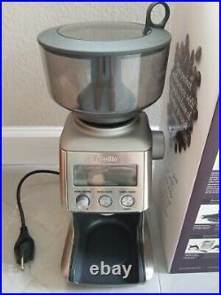 Breville Smart Grinder Pro Coffee Grinder BCG820BSSXL (Stainless Steel)