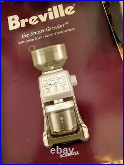Brevillw Smart Grinder coffee mill BCG800XL