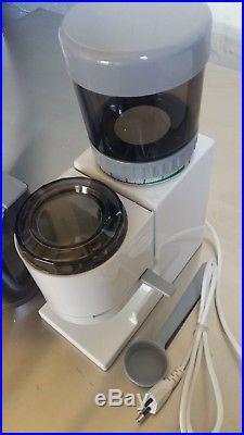Briel CG3 Espresso Grinder Flat Burr for Home 110V or 220v Made in Portugal