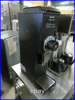 Bunn 22100.0000 G3 HD Black 3 lb. Hopper Capacity, Bulk Coffee Grinder 120v