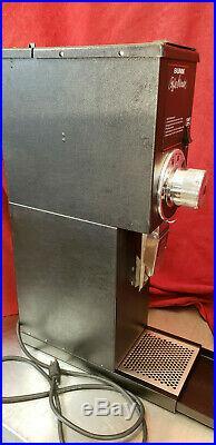 Bunn G2 HD Black Bulk Commercial 2 lb Coffee Grinder 22102.0000 READY TO USE