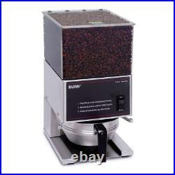 Bunn LPG 6 lb. Low Profile Coffee Grinder 120v 20580.0001