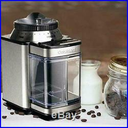 COMMERCIAL COFFEE GRINDER Electric Automatic Burr Mill Espresso Bean Home Grind