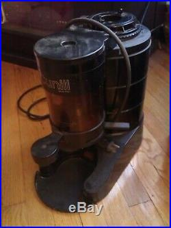 CUNILL TAURO Espresso GRINDER Coffee BEAN Guarantee Good Burr Condition Mk Offer