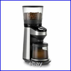 Conical Burr Coffee Grinder with Integrated Scale OXO