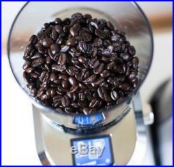 DeLonghi Dedica 14-Cup Coffee Grinder Stainless steel