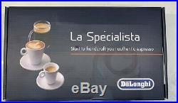DeLonghi EC9335M La Specialista Dual Heating System Espresso Machine