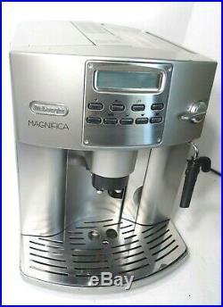 DeLonghi Magnifica EAM3400N Super Automatic Coffee Espresso Machine Working