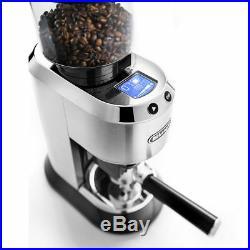 De'Longhi Dedica Coffee Grinder, KG521M FREE & FAST DELIVERY